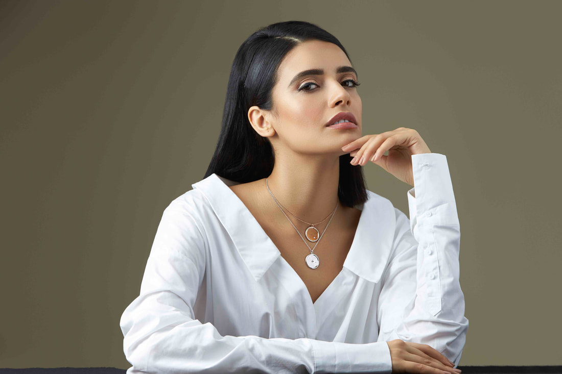 Discover the Rouh Collection by Nadine Jewellery