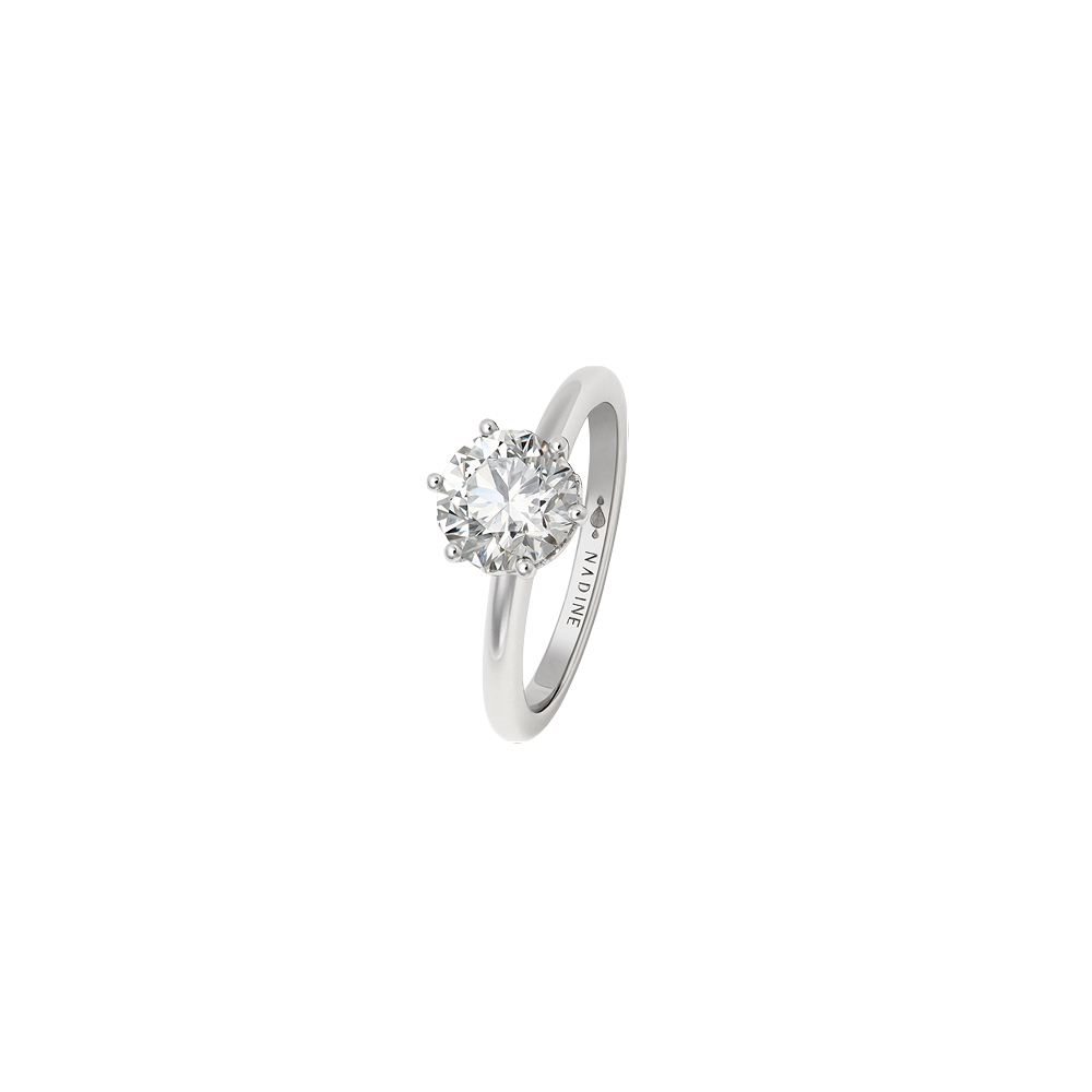 Felicity Solitaire Ring