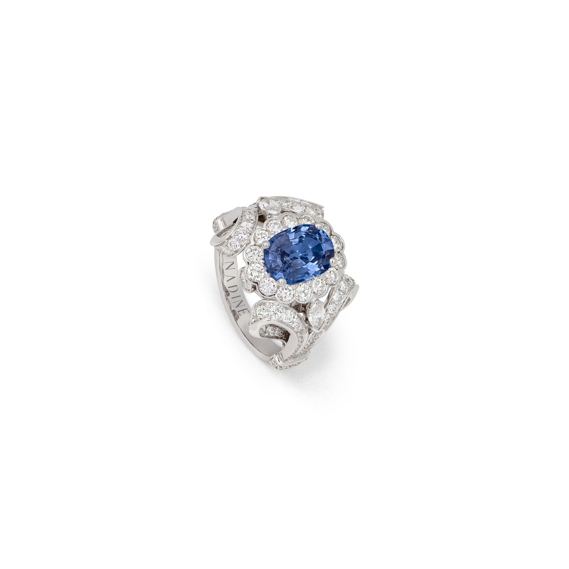 Lily Bleue Ring