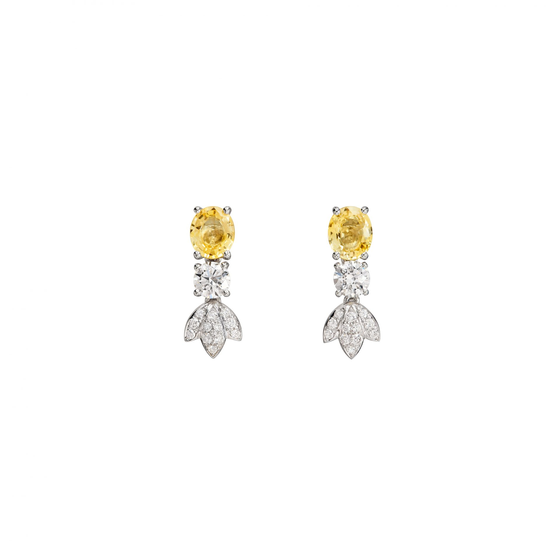 Lily Jaune Earrings