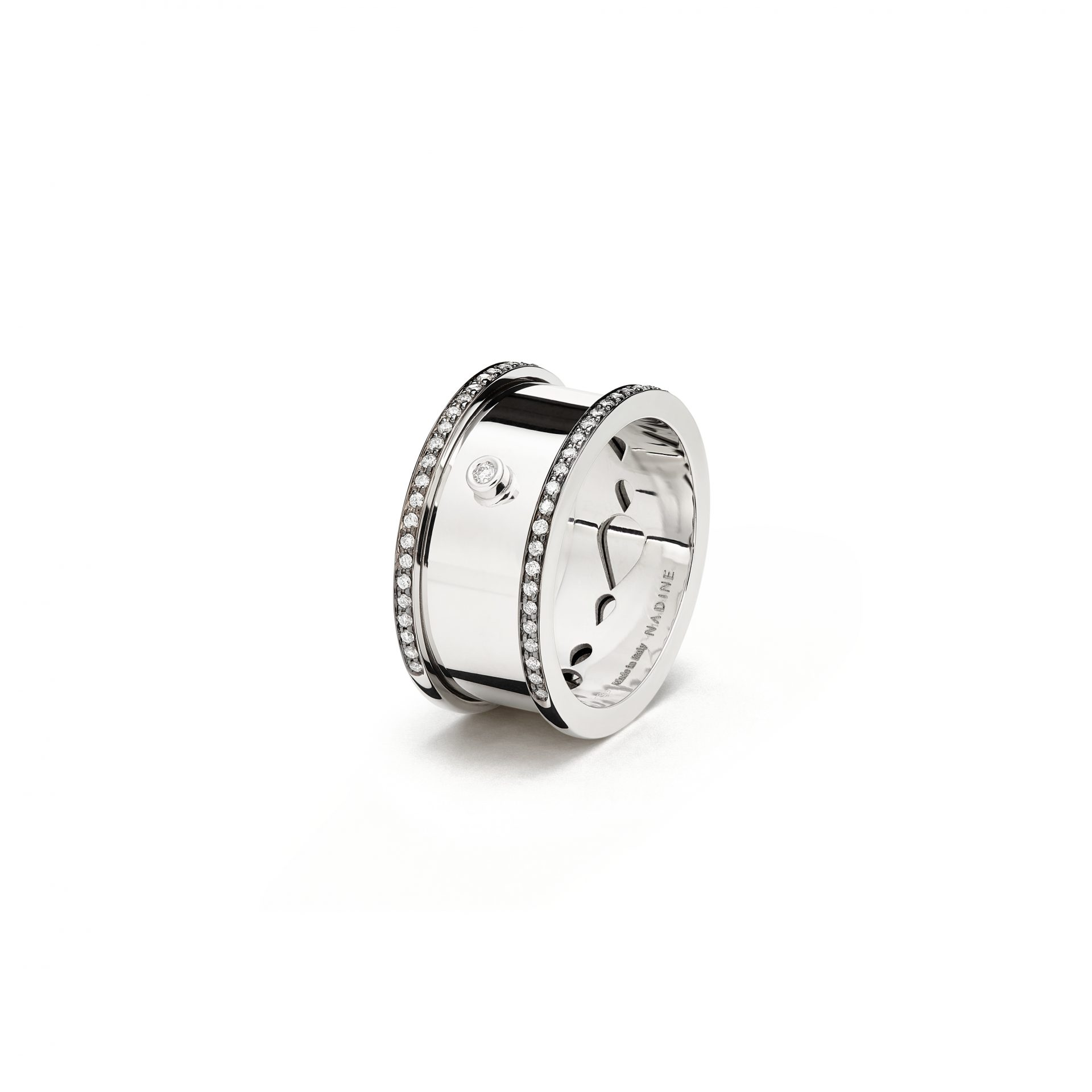 Paved Wide Ring
