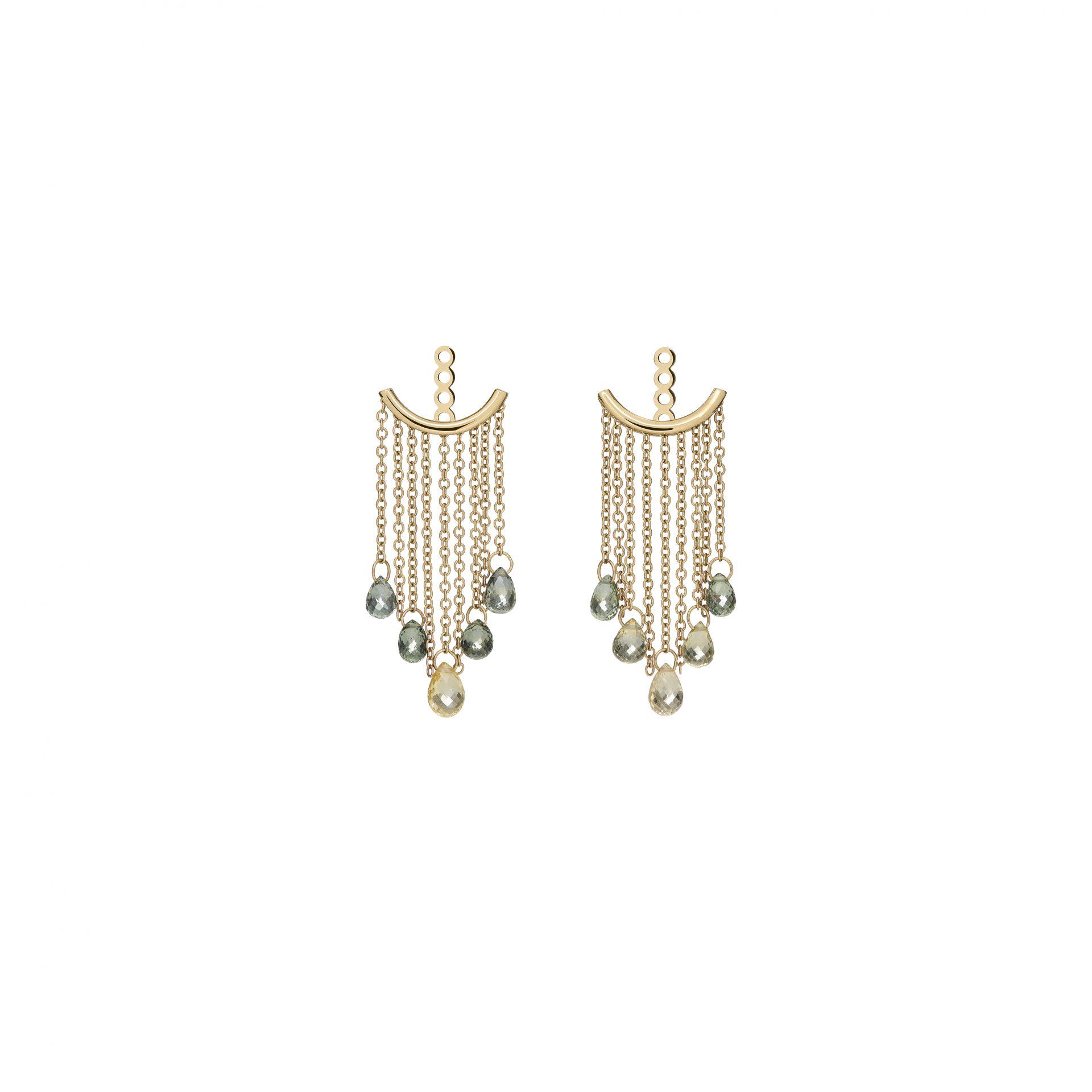 Tassel Earring Tags