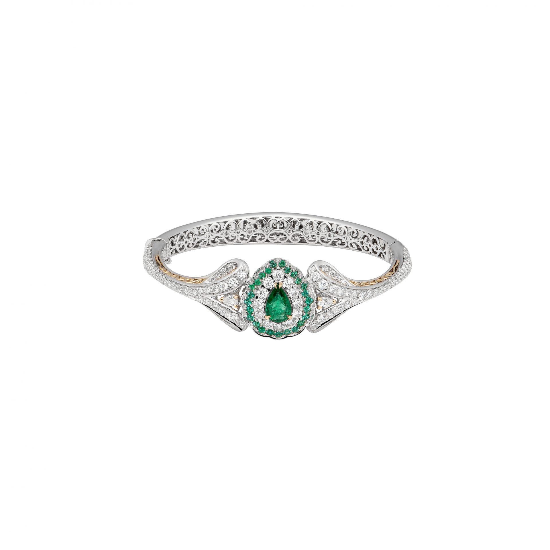 La Broderie Verte Bracelet