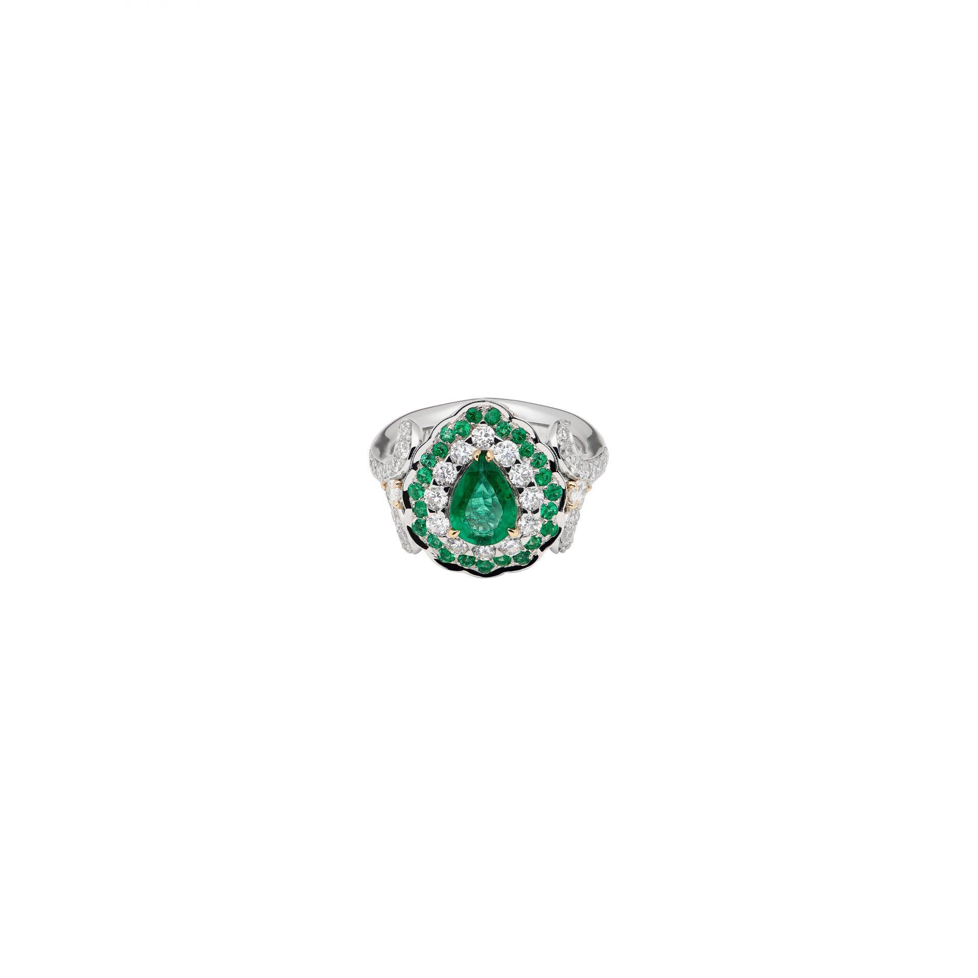 La Broderie Verte Ring