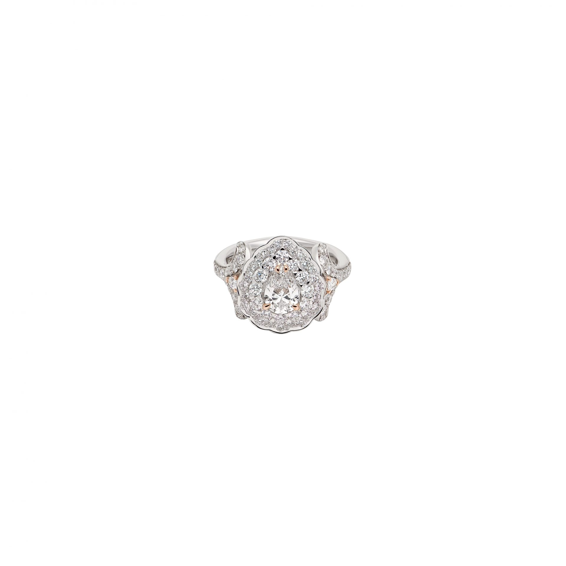 La Broderie Blanche Ring