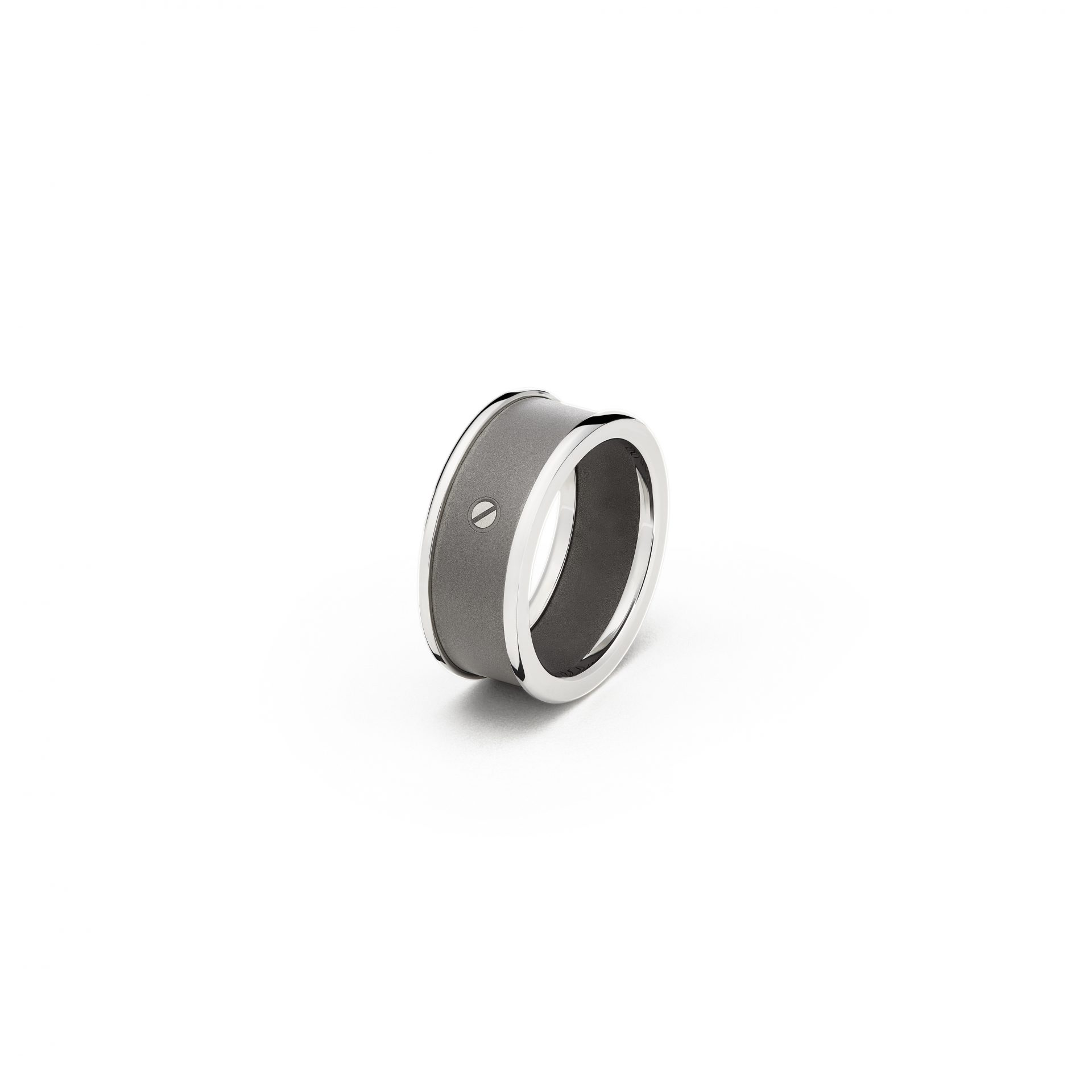Wide Band Ring