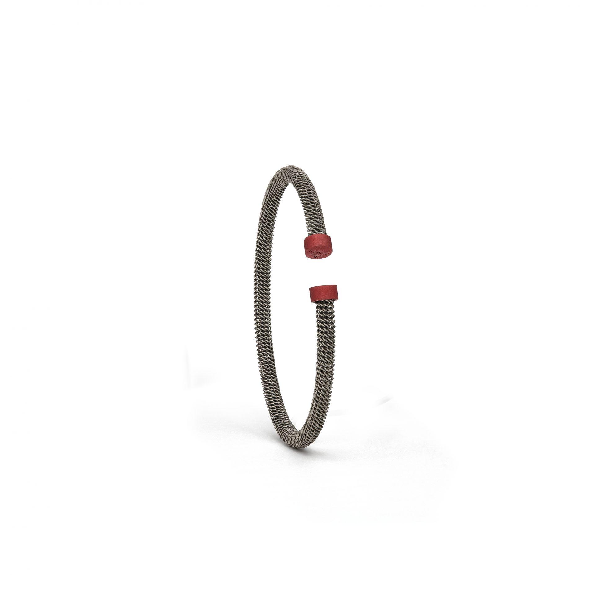 Slim Bracelet Red