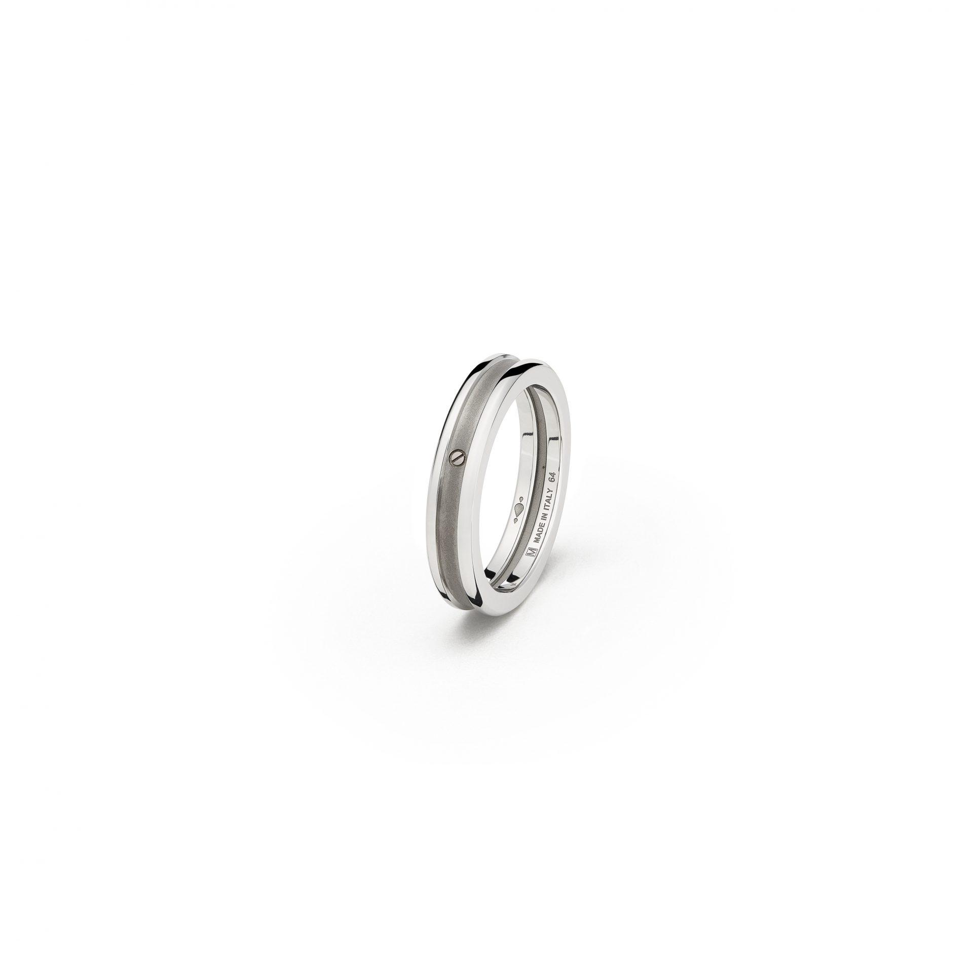Slim Band Ring